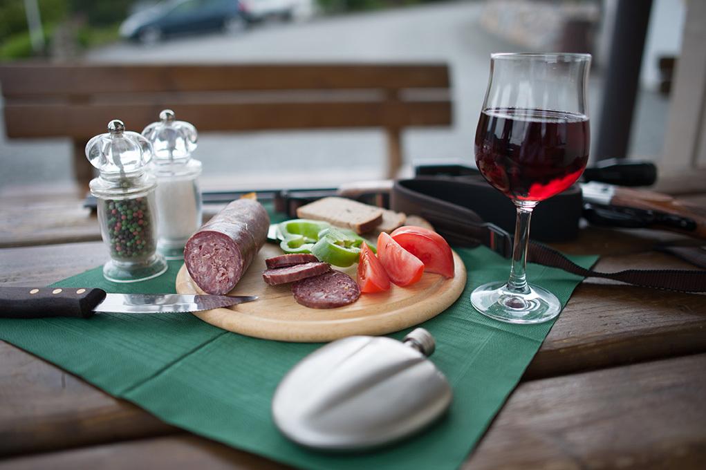 Restaurant Fernblick Willingen Wild Speisen