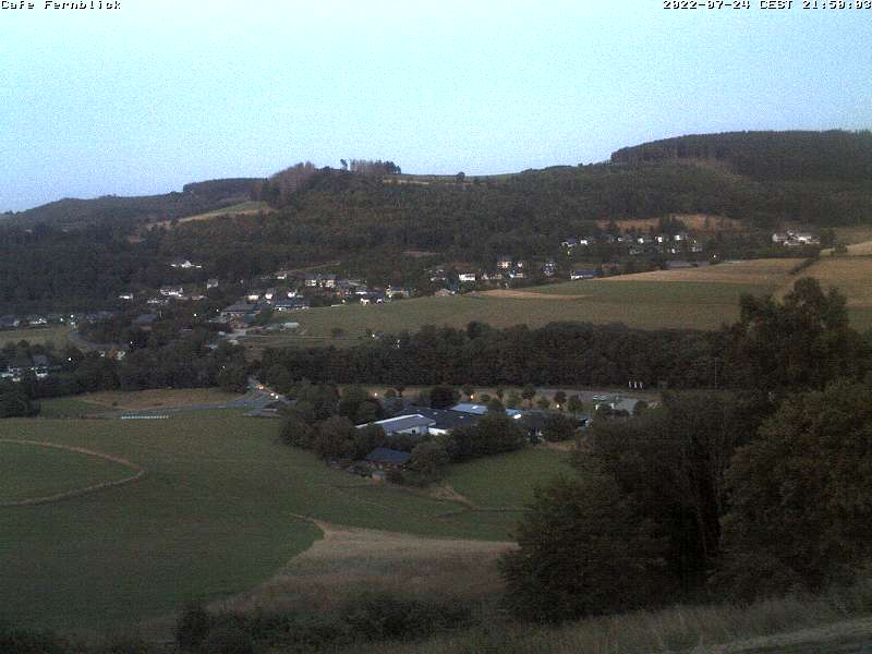 Webcam Cafe Fernblick