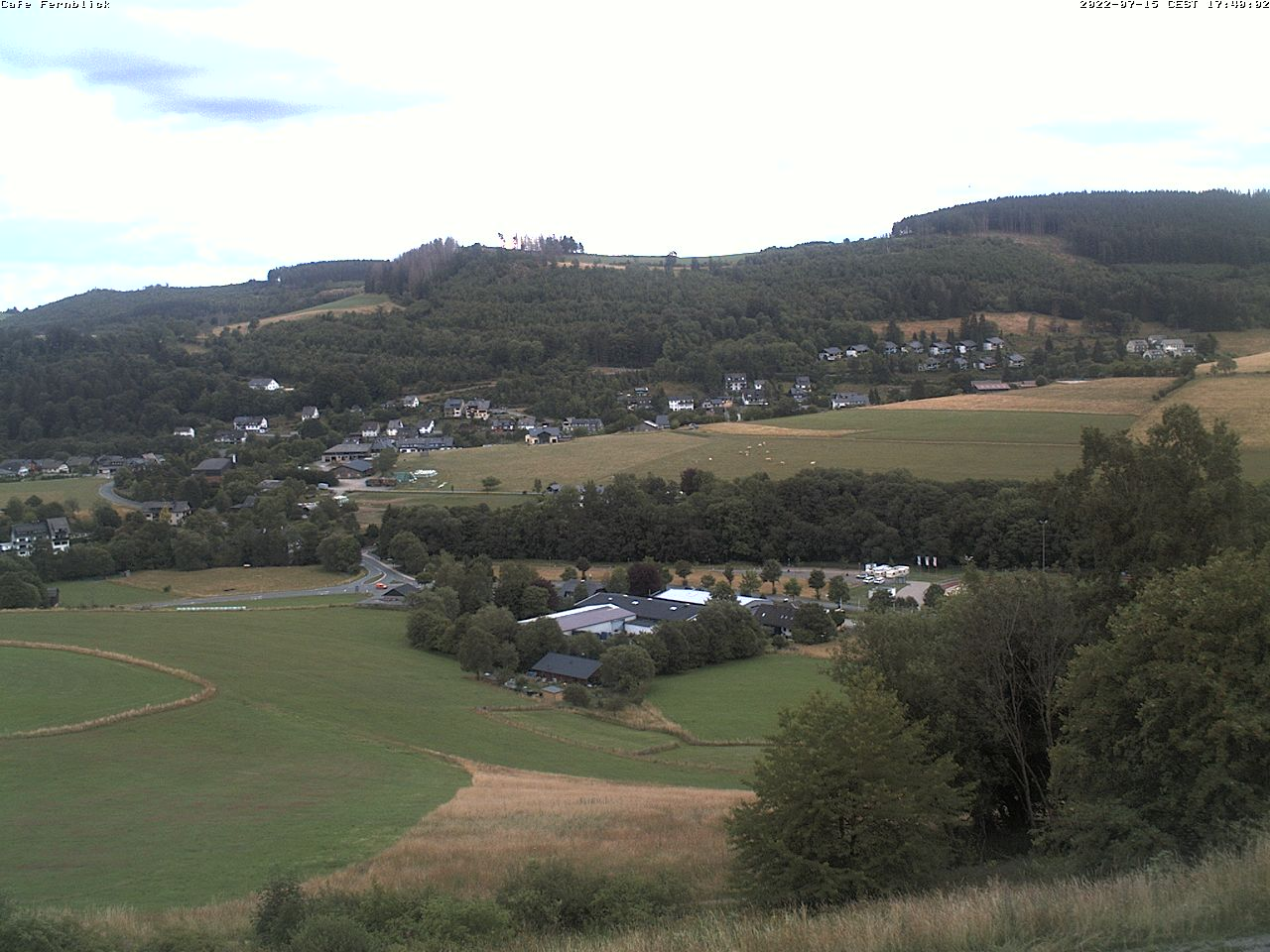 Willingen-Schwalefeld Skyline