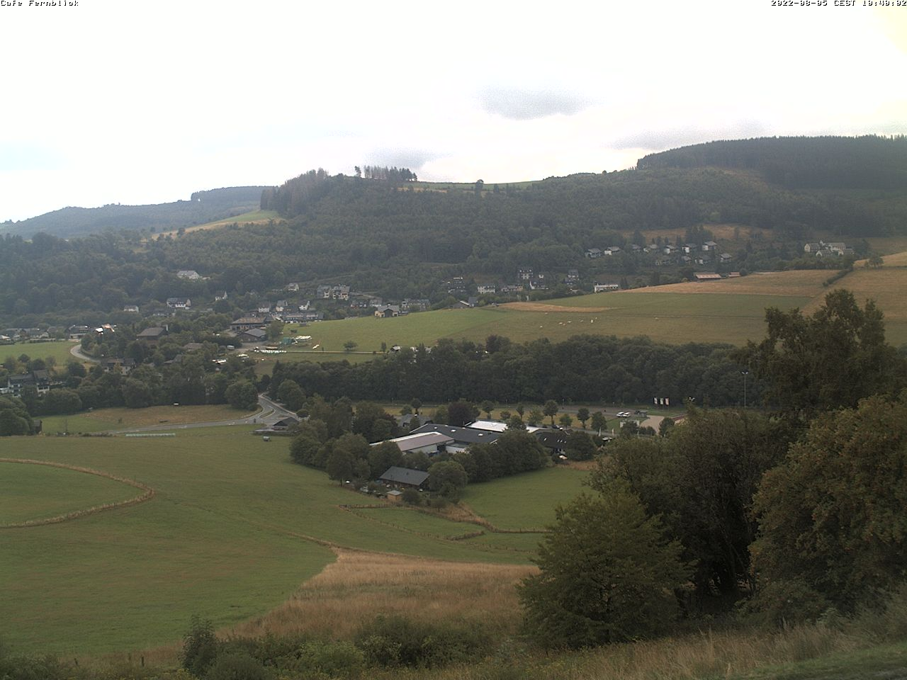 Upland Wetter Webcam