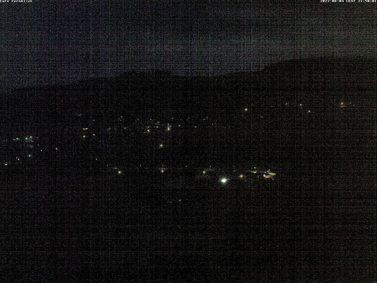 Cafe Fernblick Willingen Webcam